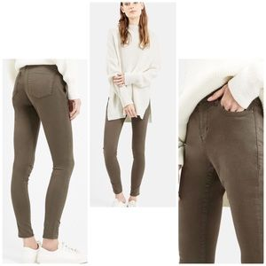 Moto Leigh Ankle Skinny Jeans